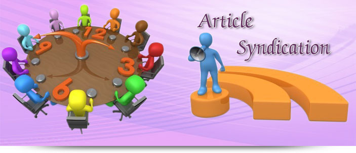 Article Syndication Service