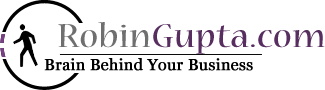 Robin Gupta & Brain Behind your Business