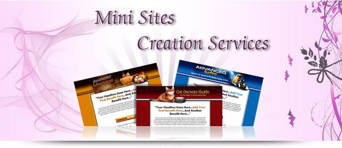 Minisite Graphics