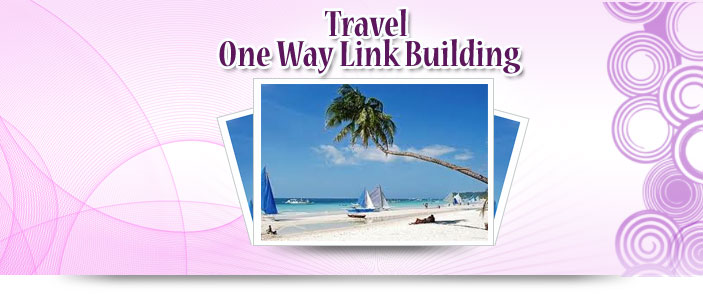 Travel One Way Link Building